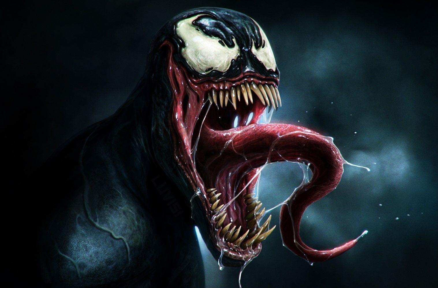 7548 - ¿Cuánto sabes de Venom (Marvel)?