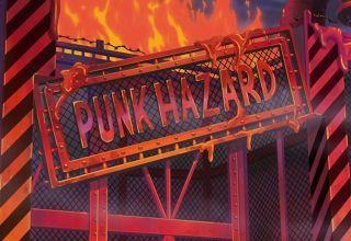 ¿Cómo se dividen los mugiwaras al llegar a Punk Hazard y qué método usan?