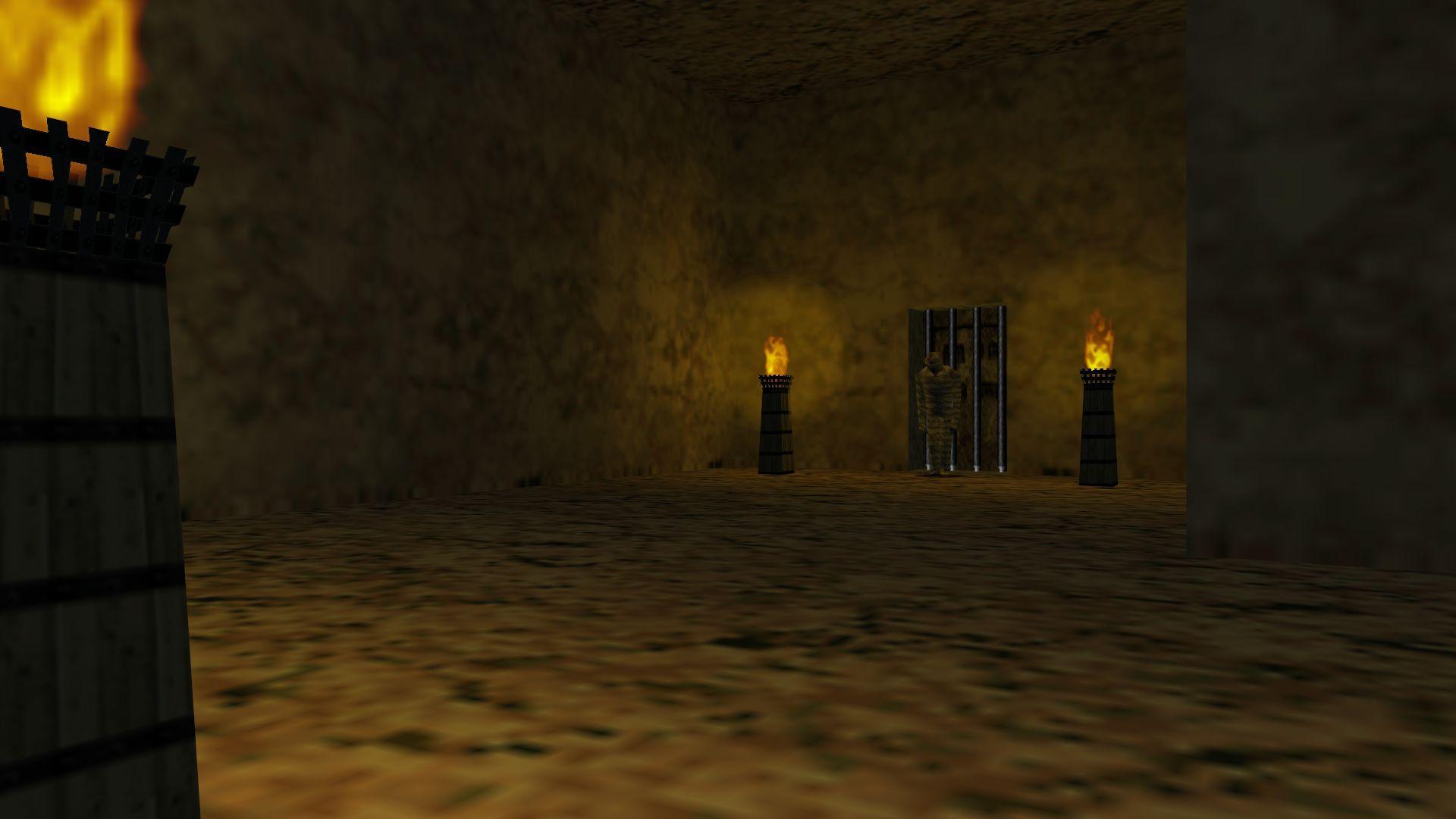 ¿Qué se encuentra en el pozo de los Gibdos?