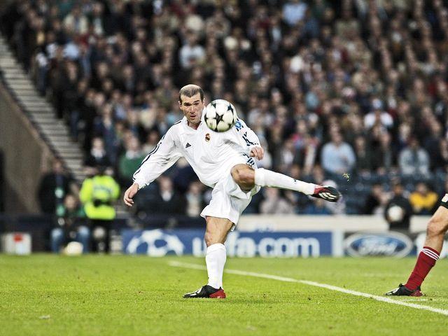 ¿Zinedine Zidane?