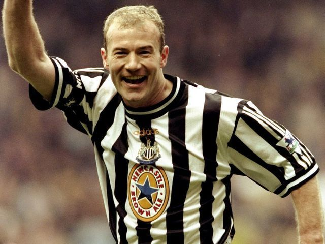 ¿Alan Shearer?