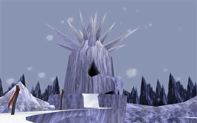 ¿Cómo se llama el Jefe Final del Templo de Pico Nevado?