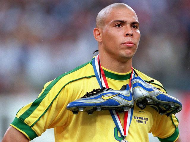 ¿Ronaldo Nazario?