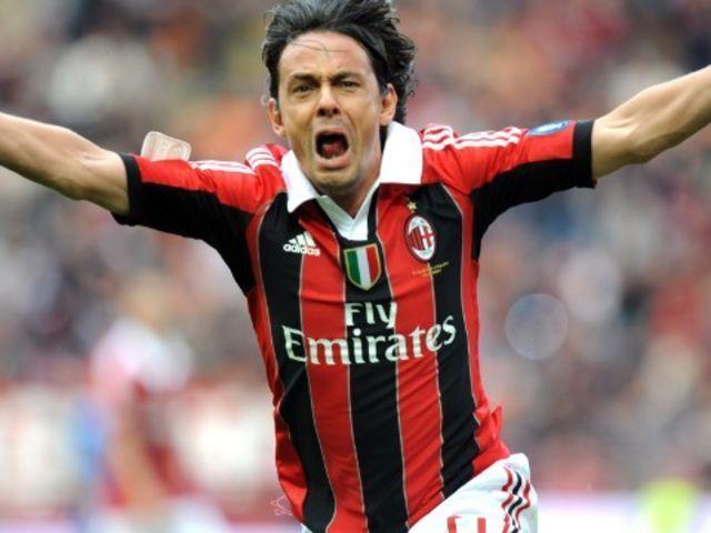 ¿Filippo Inzaghi?