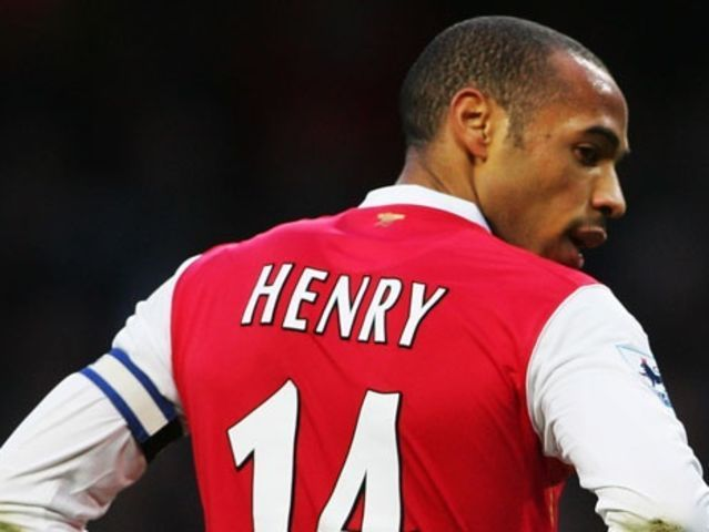 ¿Thierry Henry?