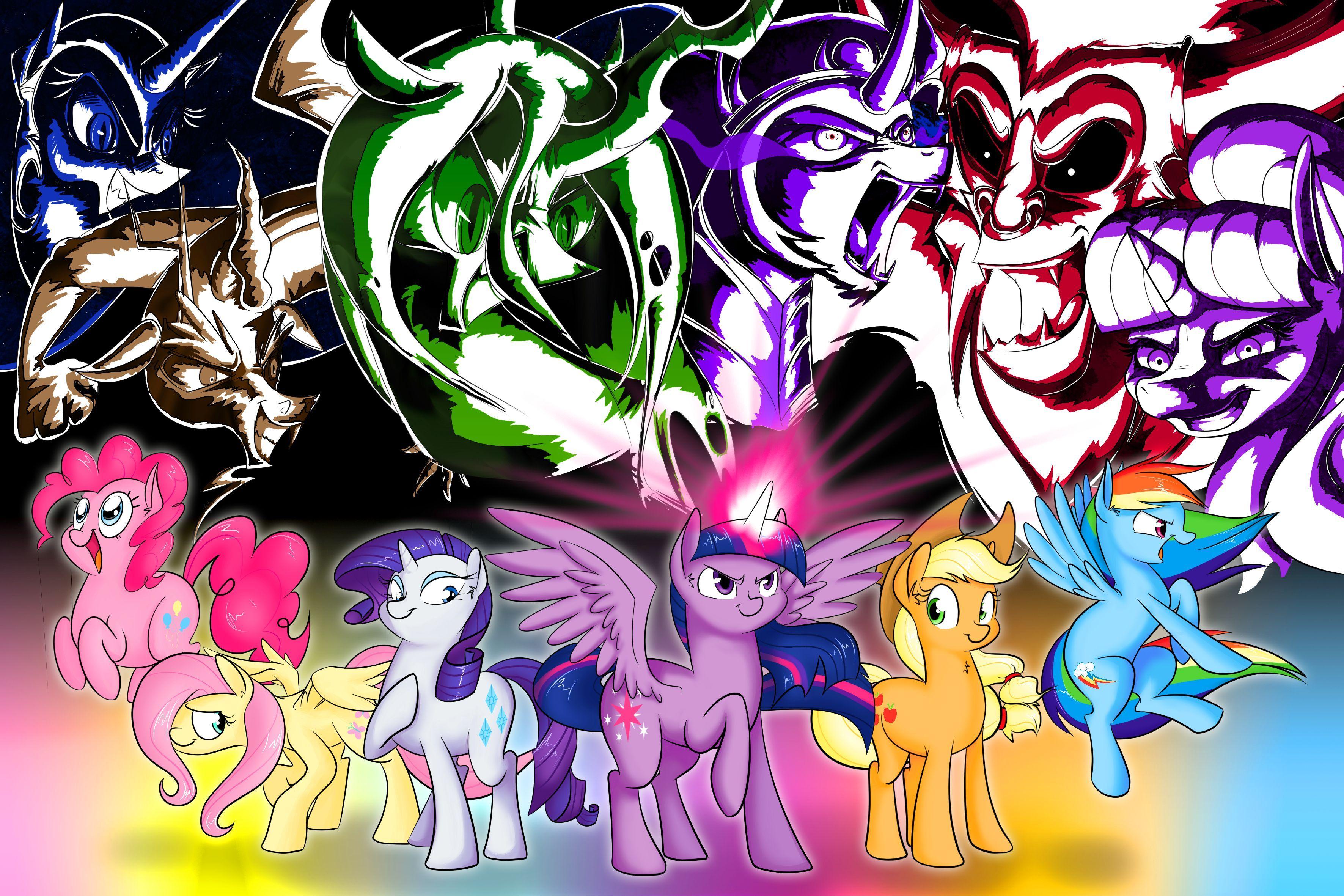 7668 - ¿Qué tanto sabes de My Little Pony Friendship is Magic? (Nivel Medio-Alto)