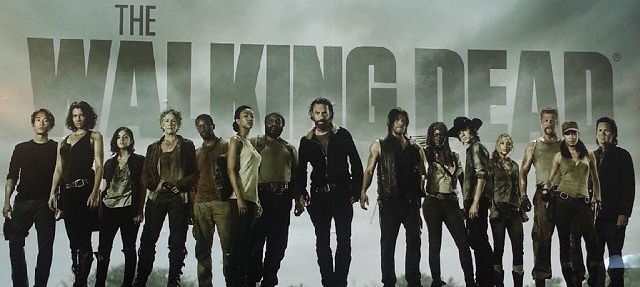 7678 - Personajes de la serie The Walking Dead. Nivel Medio