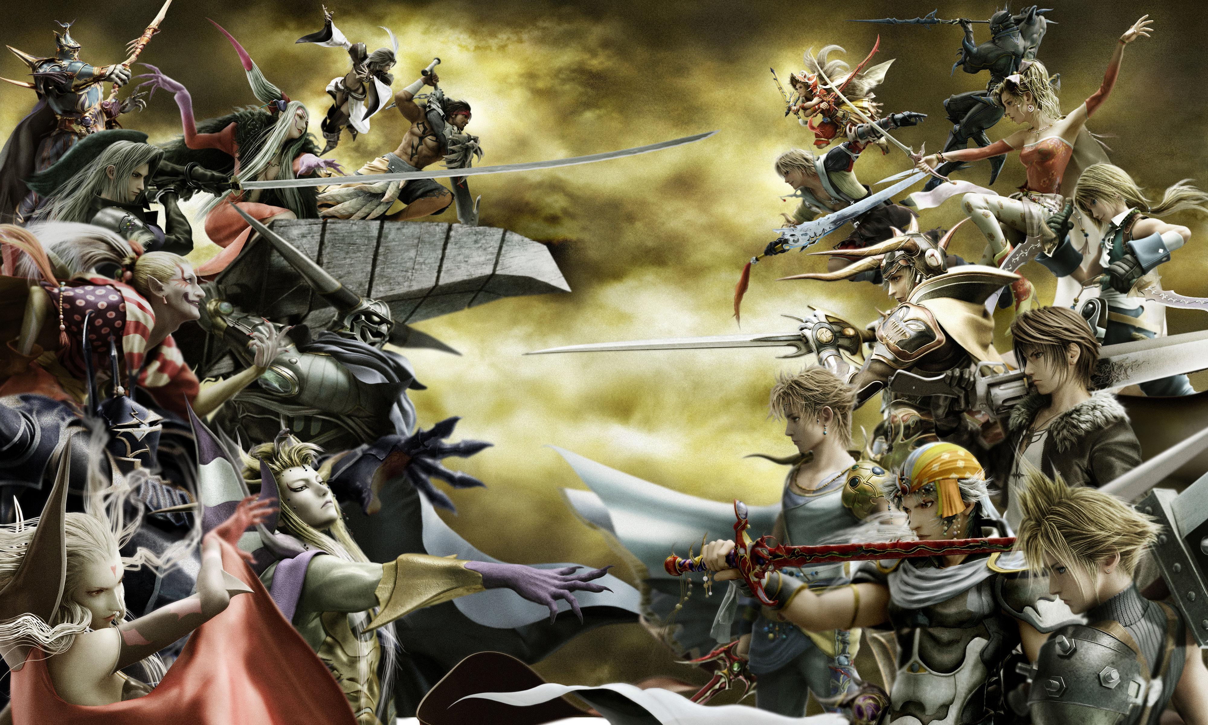 7704 - ¿Cuánto sabes de Final Fantasy? [Parte 1]