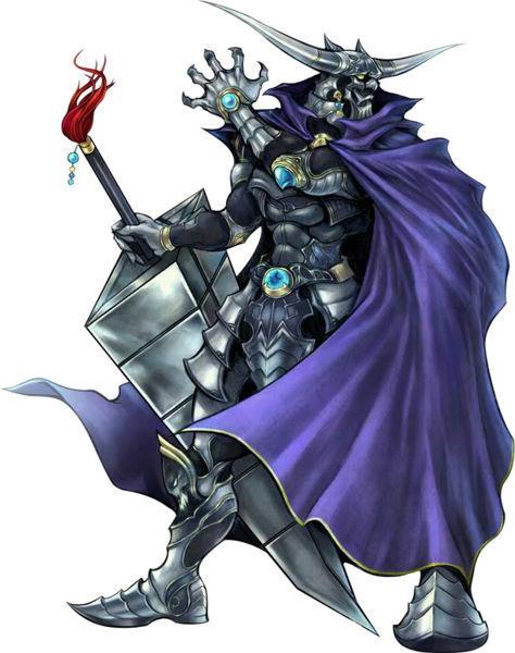 ¿Cómo se llama el villano de Final Fantasy I?
