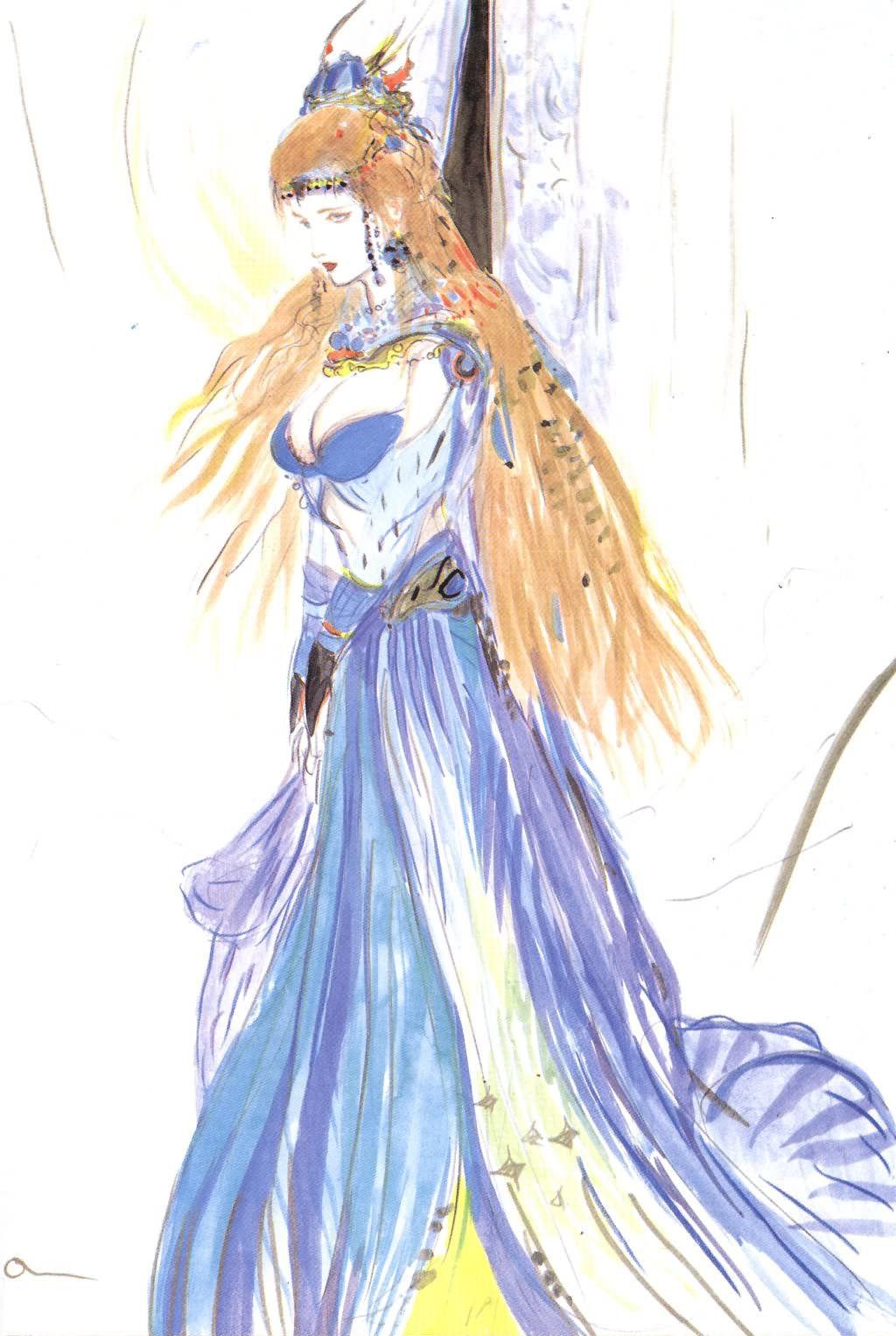 ¿Y a quién secuestró el villano de Final Fantasy I?