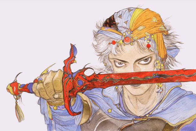 ¿Cómo se llama el protagonista de Final Fantasy II?