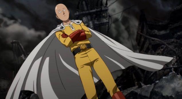 7751 - ¿Conoces hasta el último personaje de One Punch Man?