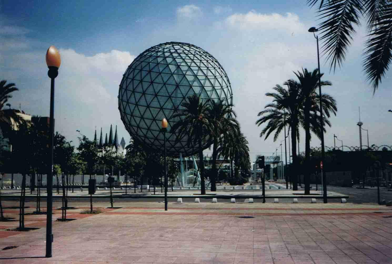 ¿En qué ciudad española se efectuó en 1992 la exposición universal?
