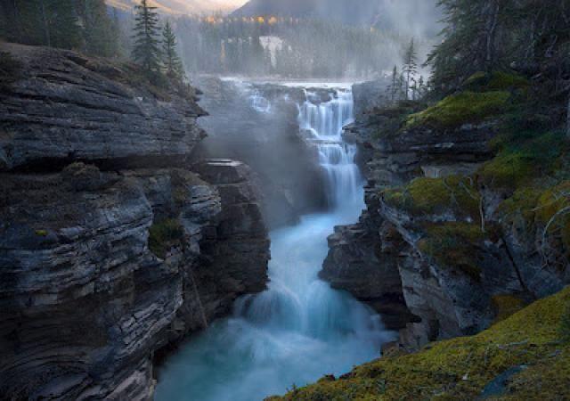 Río Athabasca
