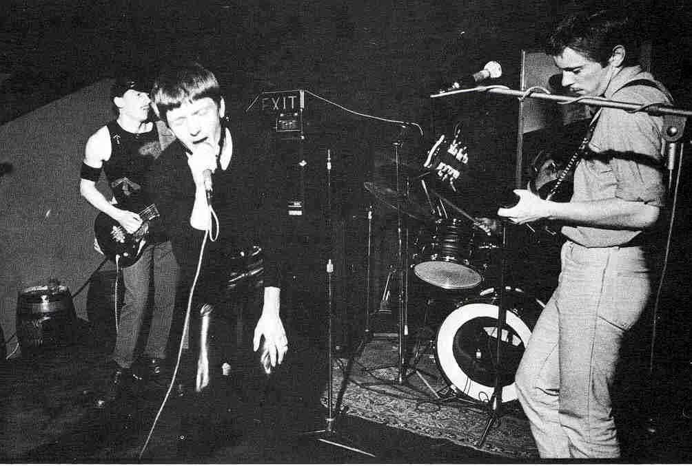 ¿Cómo era el nombre original de la banda?