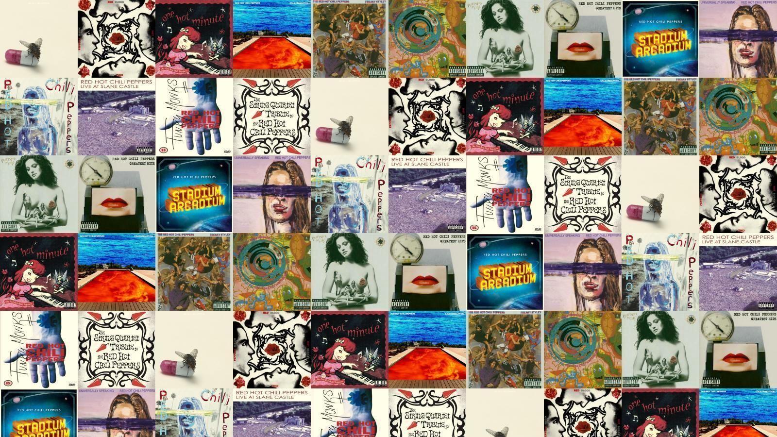 ¿Cúal es el álbum más vendido de Red Hot Chili Peppers?
