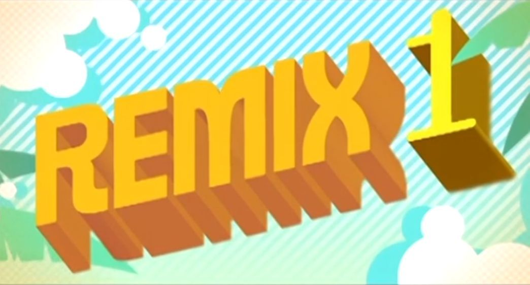 ¿Cuántos remixes tienen el segundo, tercer y cuarto juego de la saga (a fecha de finales de 2015)?
