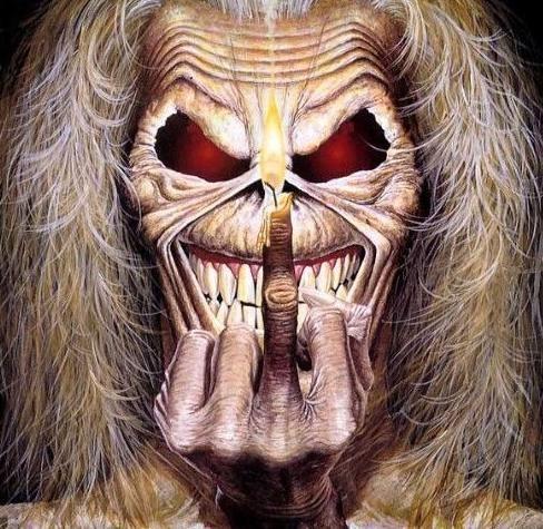 7781 - ¿Cómo de fan de Iron Maiden eres?