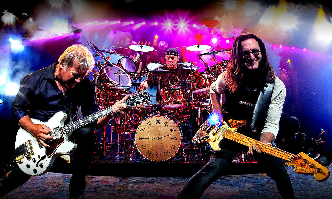 ¿Quién no pertenece a la banda canadiense Rush?