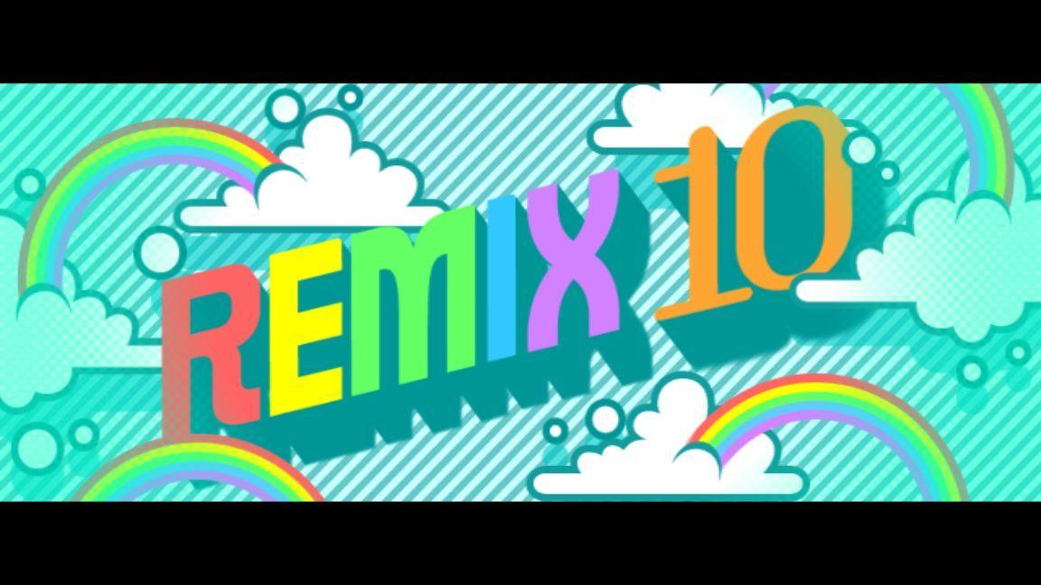 ¿Qué tienen en común todos los Remix 10 de cada juego de la saga excepto el de 3DS (a fecha de haber finalizado 2015)?