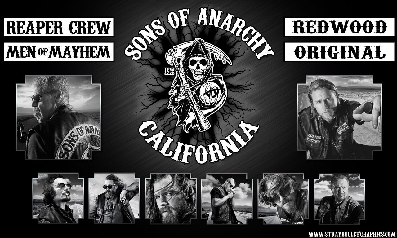 7817 - ¿Cuánto sabes de Sons of Anarchy?