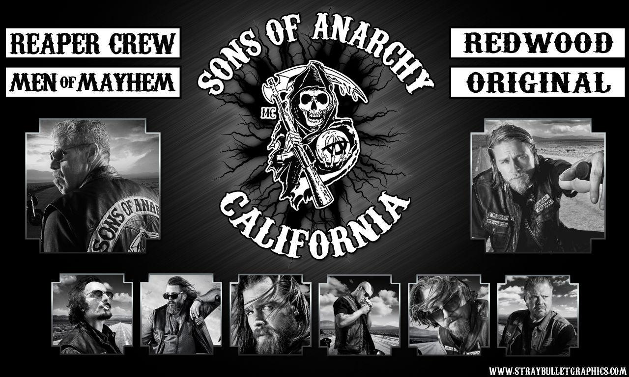 7817 - ¿Cuánto sabes de Sons of Anarchy?