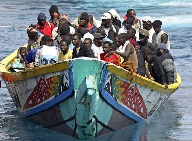 ¿Qué opinas sobre los inmigrantes africanos que llegan a Europa?
