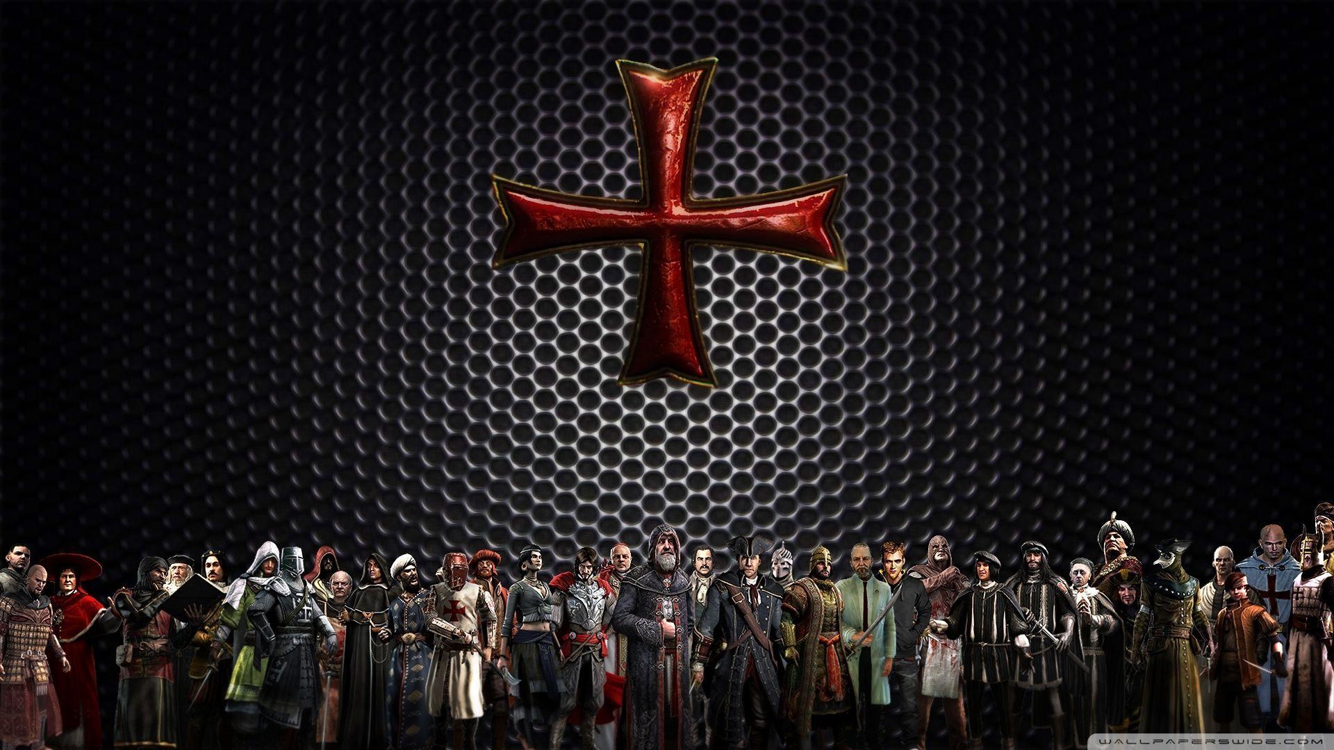7856 - ¿Conoces a todos estos templarios?