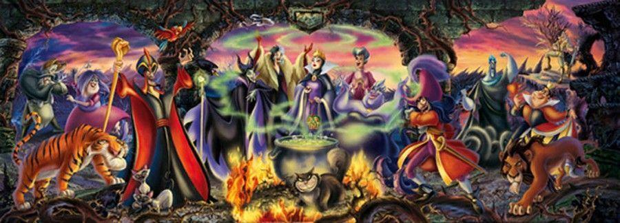 7384 - ¿Qué sabes de los villanos de Disney?