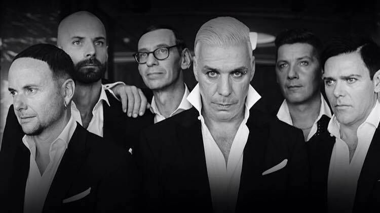 7917 - ¿Eres un verdadero fan de Rammstein?
