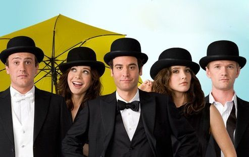 7921 - ¿Cuánto sabes de How I Met Your Mother?
