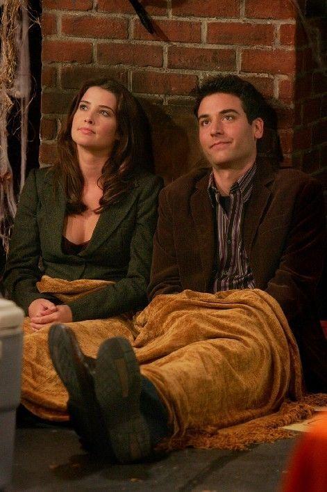 ¿A que se debe la primera pelea que tienen Ted y Robin en su relación?