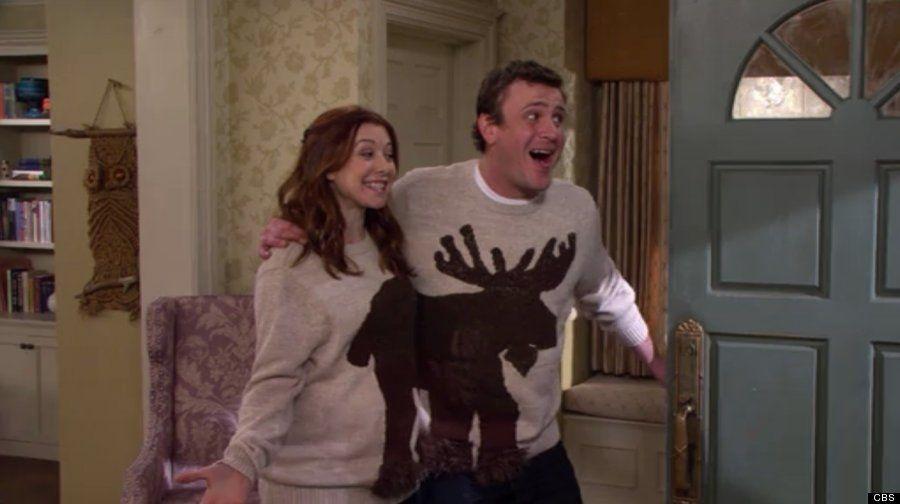 ¿Dónde se casan por primera vez Marshall y Lily?