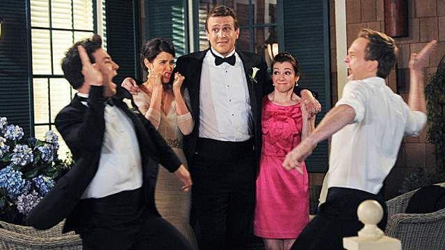 ¿Dónde se va a mudar Ted después de la boda de Barney y Robin?