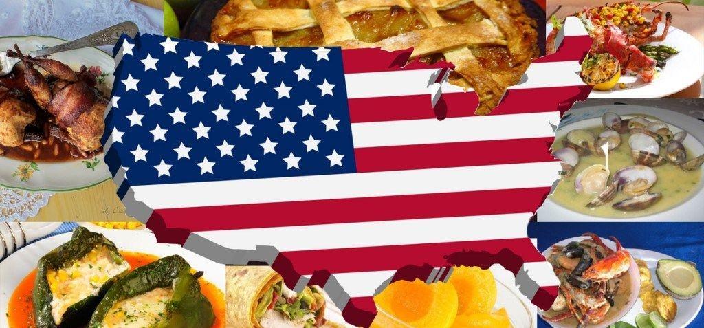 ¿Qué plato o alimento no es nativo de los Estados Unidos?