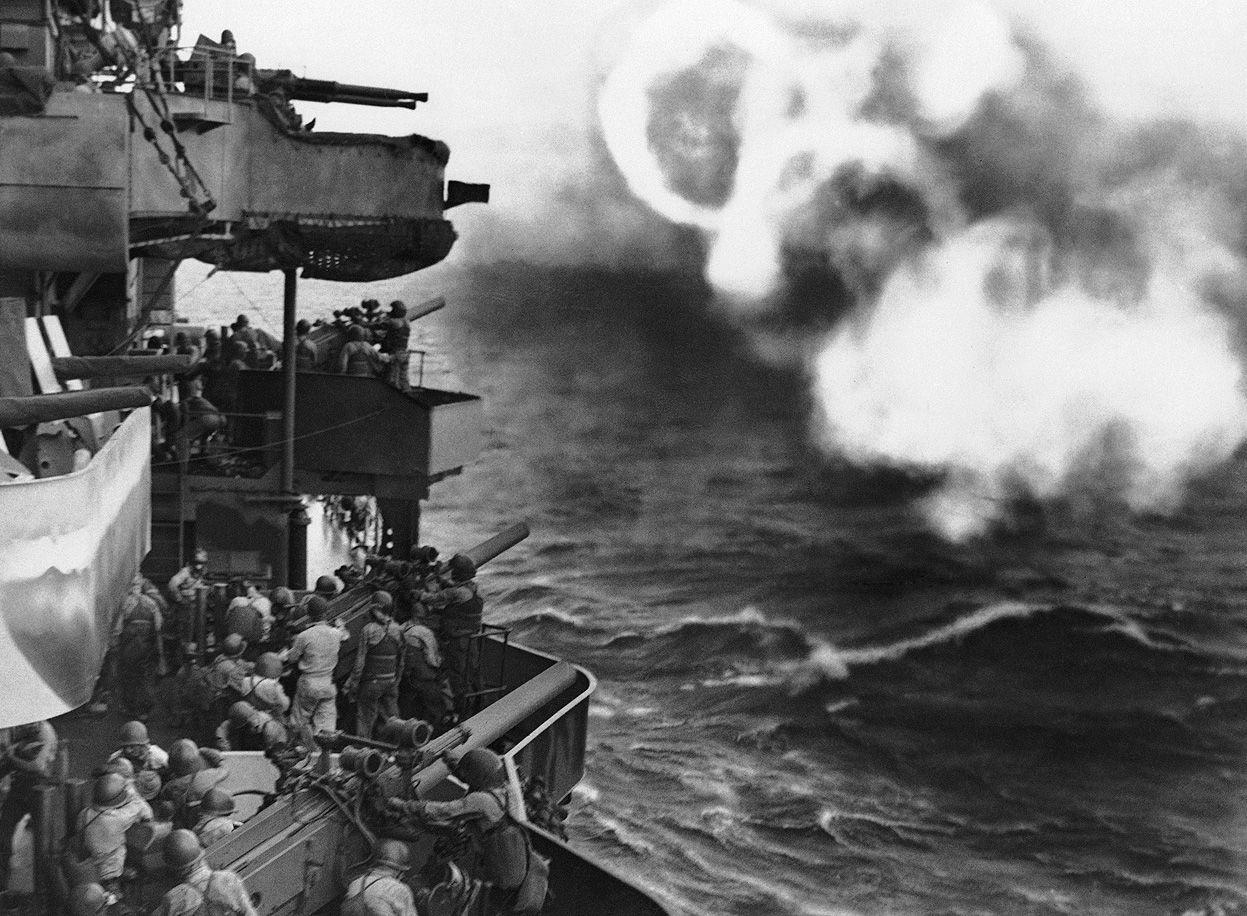 ¿Cuál se puede decir que fue la batalla decisiva en el Pacífico durante la Segunda Guerra Mundial?
