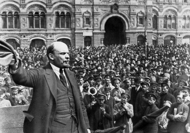 ¿En qué año se produjo la Revolución Rusa?