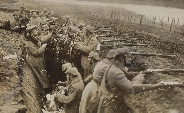 ¿Dónde se firmó el armisticio que puso fin a la Primera Guerra Mundial?