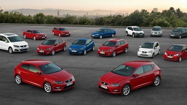 En 2015, ¿cuál ha sido el modelo Seat más vendido?