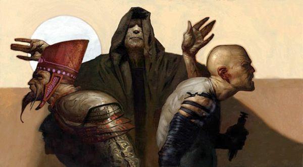 ¿Quién fue el primer Señor de los Sith?
