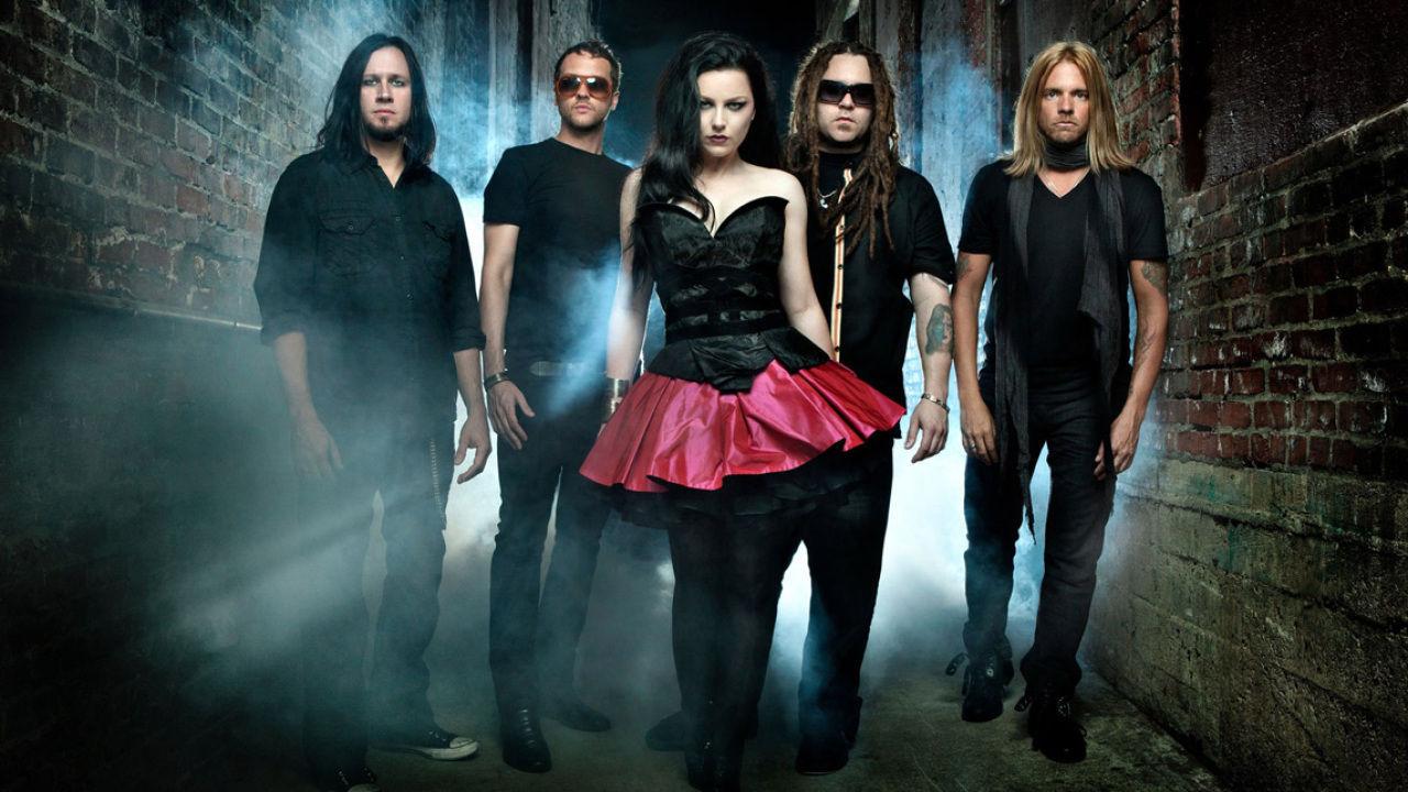 8048 - ¿Cuantas canciones reconoces de Evanescence?