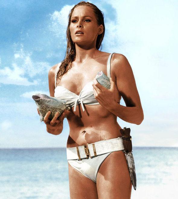 ¿Qué actriz interpretó a la primera chica Bond?
