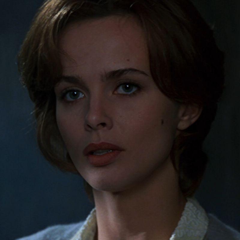 ¿Cómo se llama esta chica Bond?