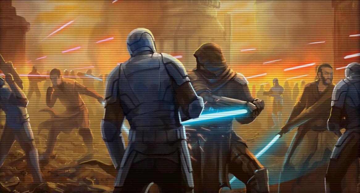 ¿Qué Jedis se rebelaron contra el Consejo Jedi?