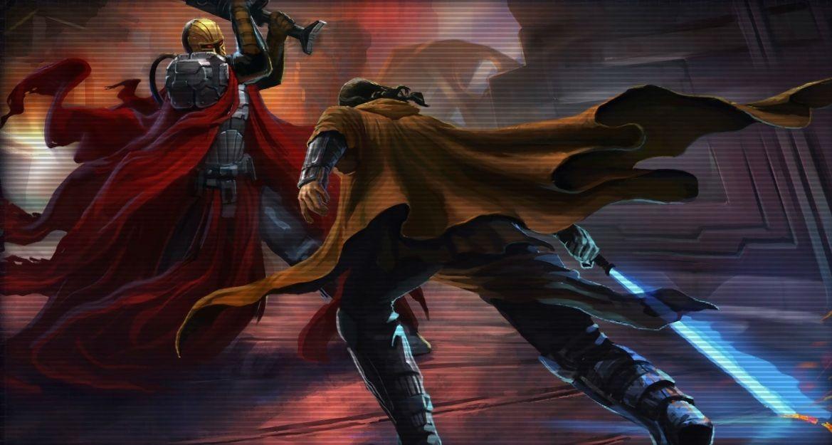 ¿Qué produjo la Guerra Civil Jedi?