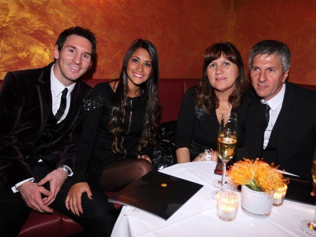 ¿Cómo se llama la madre de Leo Messi?