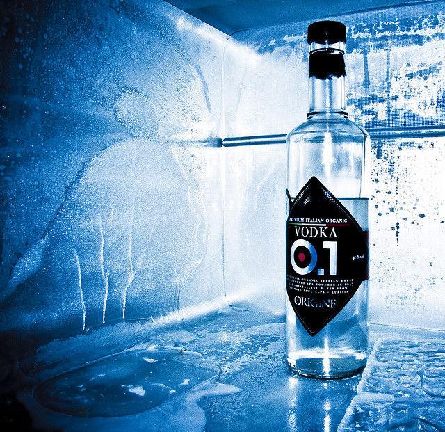El 10% del presupuesto del gobierno ruso proviene de la venta de Vodka.