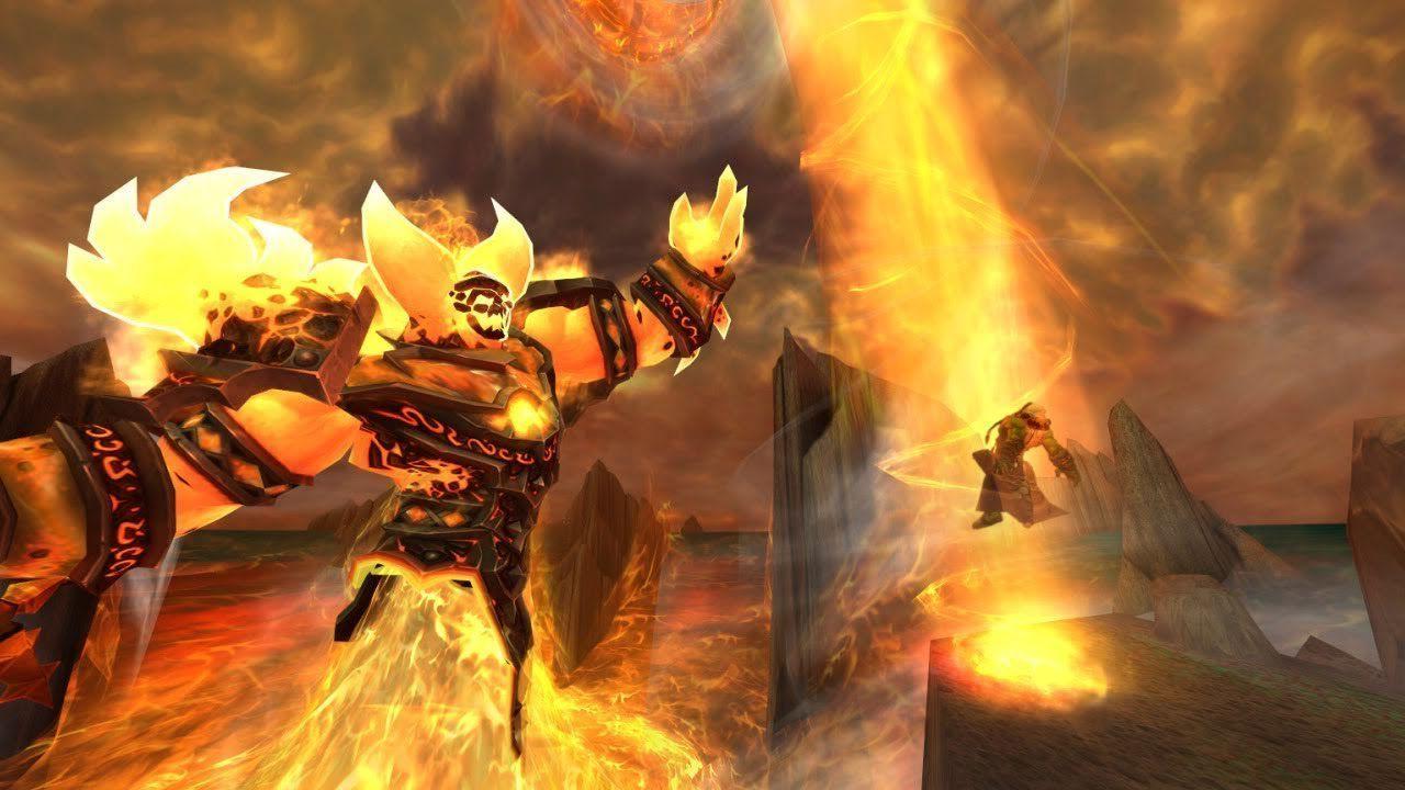Tiempo después, Ragnaros regresa a Azeroth y comienza a planear su invasión. ¿Cuál es su principal blanco?