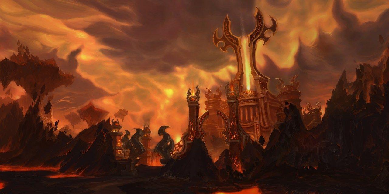 Cenarius resucita y los Guardianes de Hyjal y los campeones atacan las Tierras de Fuego. ¿A qué jefe no se enfrentan?