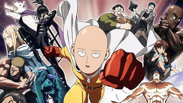 8133 - ¿Cuánto sabes de One Punch Man?